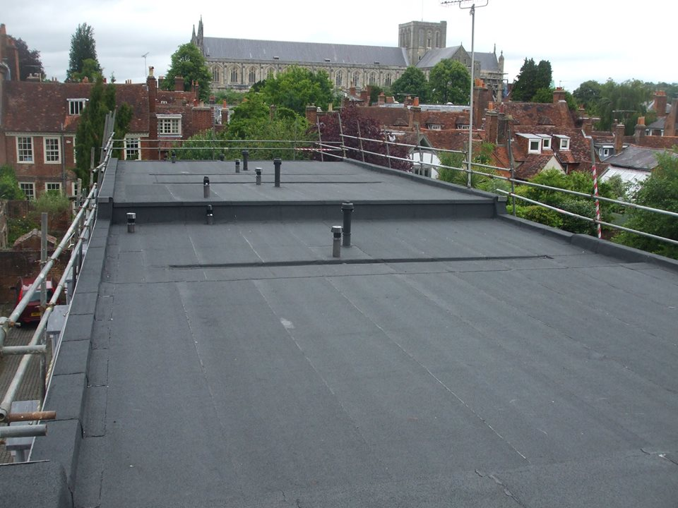 Gallery Page For Jones Brothers Flat Roofing In Hampshire